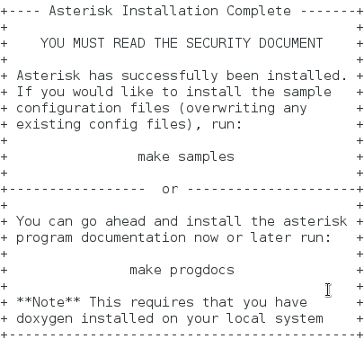 Installing Asterisk 13 on Fedora 20 in Virtualbox | Jay's Projects